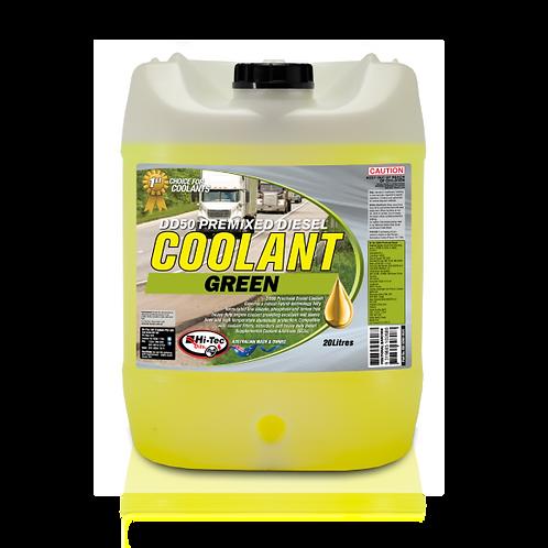 DD50 COOLANT GREEN
