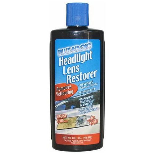 Headlight Lens Restorer 236ml - BLUE MAGIC