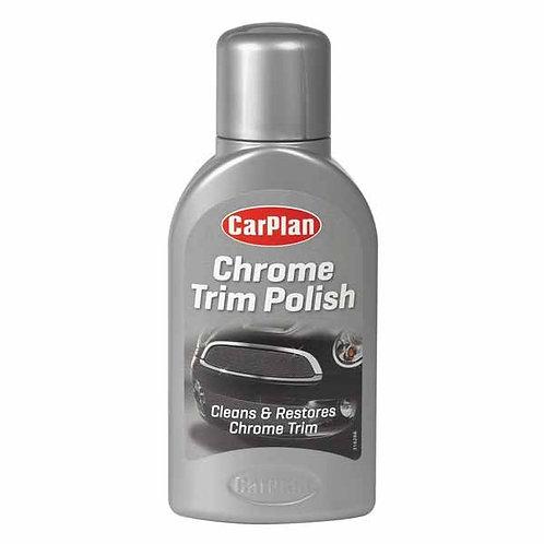 032 Chrome Wheel & Trim Polish 375ml - CARPLAN