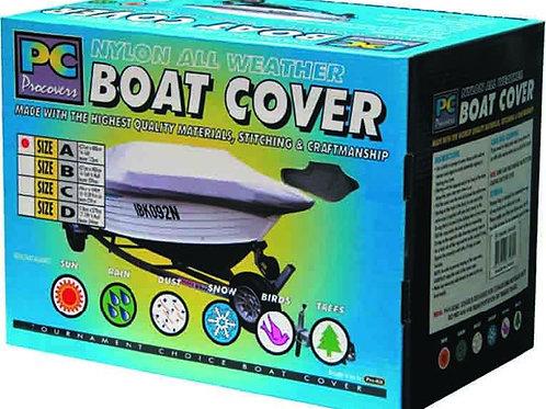 BOAT COVER - MEDIUM NYLON 14 -16FT X 90'' / 2.25M