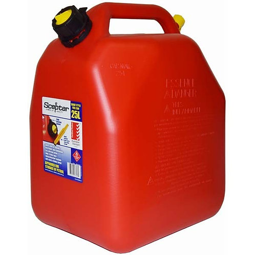 Jerry Can Squat 25L - SCEPTER