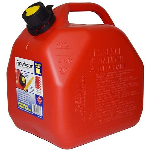 Jerry Can Squat 10L - SCEPTER