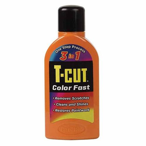 01 T-Cut Colour Fast Orange 500ml - CARPLAN