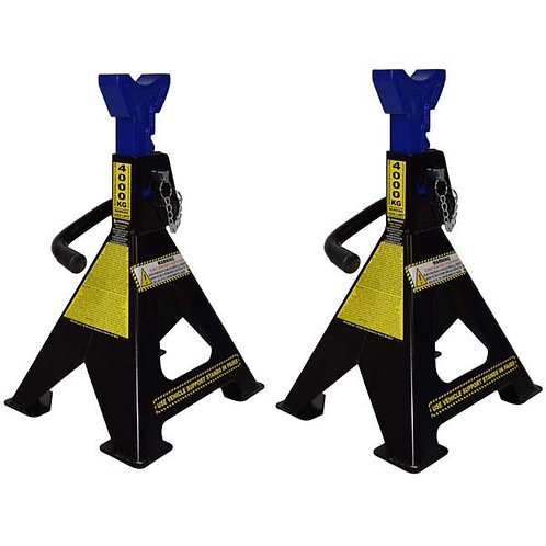 Jack Stands Ratchet Type 4000KG - TOOLKING