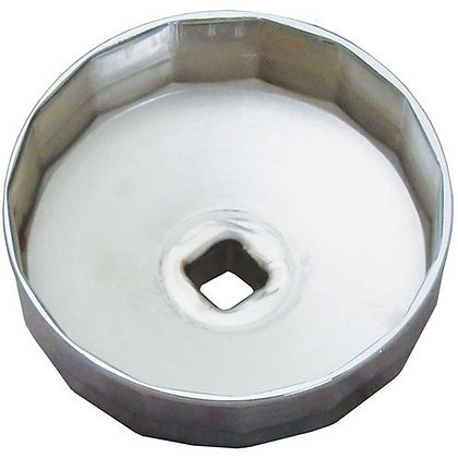 CUP STYLE OIL FILTER REMOVER - 74-75mm 14F