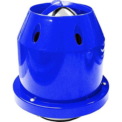 AIR FILTER - POD STYLE ENCLOSED HIGH PERFORMANCE BLUE
