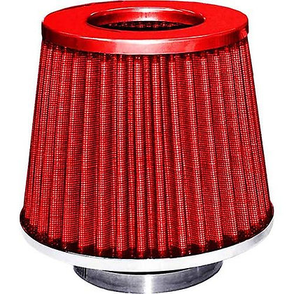 AIR FILTER - POD STYLE RED TOP/RED FILTER