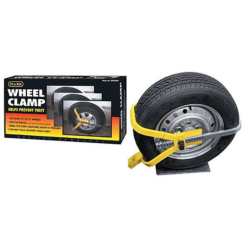 WHEEL CLAMP - 13'' TO 15'' WHEELS