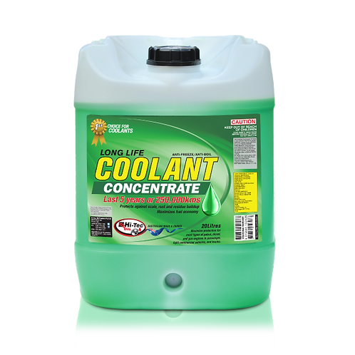 LL PREMIX COOLANT 33% GREEN