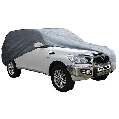 """SUV & VAN COVER - LARGE BREATHABLE 70G 183"""" x 73"""" x 57"""" (465 x 185 x"""