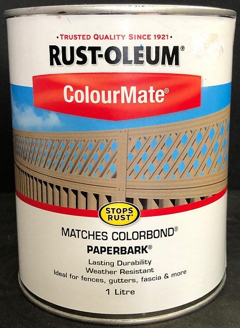 MATCHES COLORBOND COLOUR PAPERBARK
