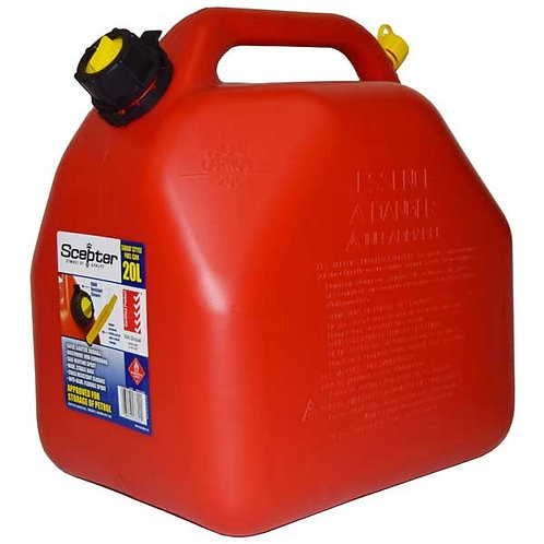 Jerry Can Squat 20L - SCEPTER