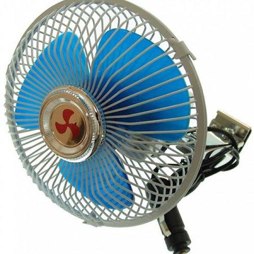 Car Fan Oscillating 12V