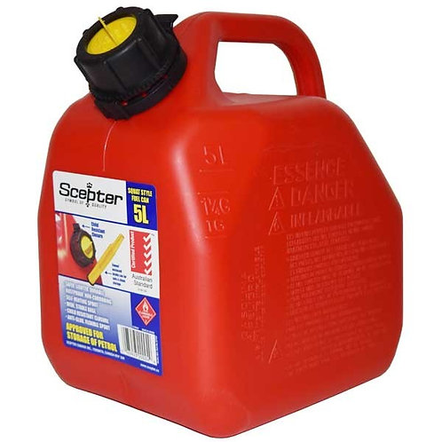 Jerry Can Squat 5L - SCEPTER