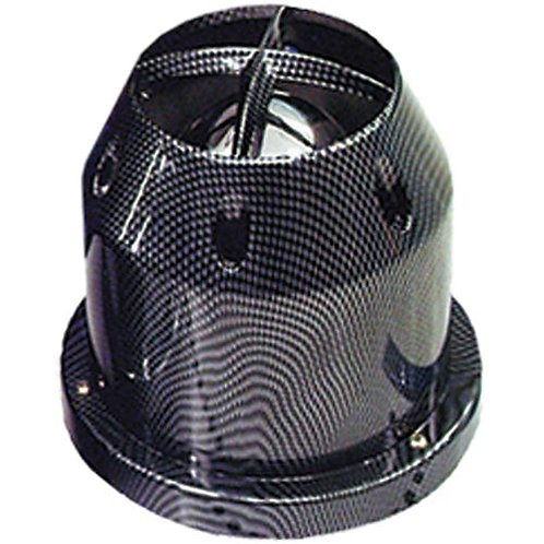 AIR FILTER - POD STYLE ENCLOSED HIGH PERFORMANCE CARBON