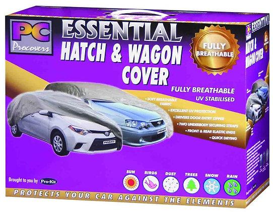 """HATCH/WAGON COVER - MEDIUM BREATHABLE 160"""" x 65"""" x 47"""" (406 x 165 x 119MM)"""