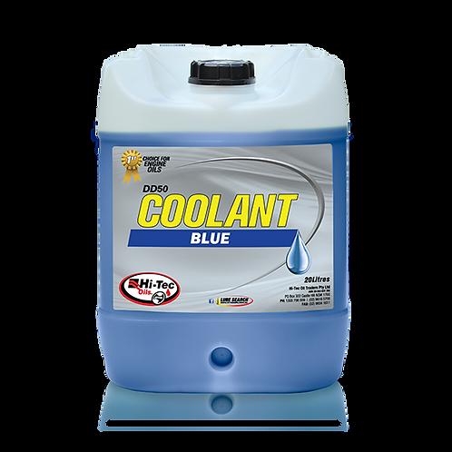 DD50 COOLANT BLUE