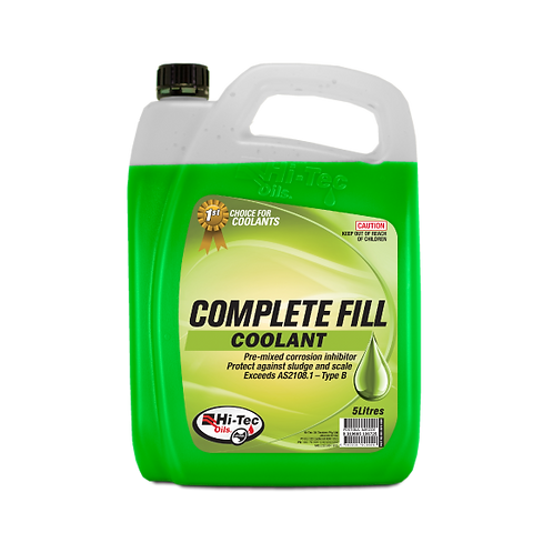 COMPLETE FILL COOLANT