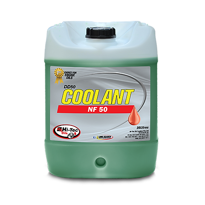 DD COOLANT NF 50 GREEN/YELLOW
