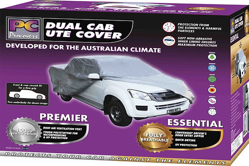DUAL CAB UTE COVER 100% WATERPROOF