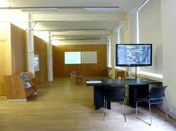 exhibition architecturel fondation