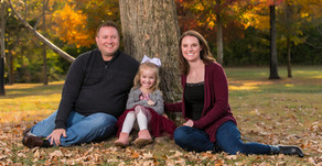 What to Wear to a Fall Family Session