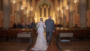 Formal Church Wedding