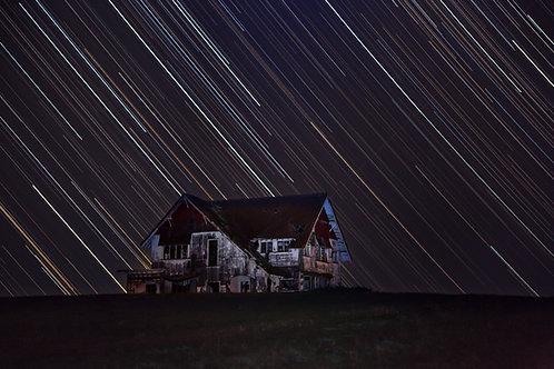 Star Trails over Ahiaruhe