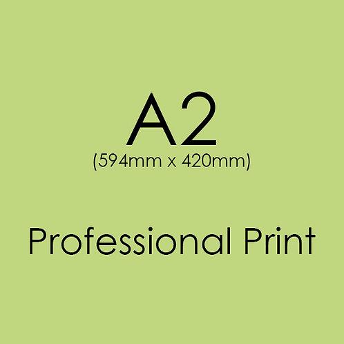 A2 Professional Print