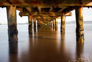'Under the Pier'