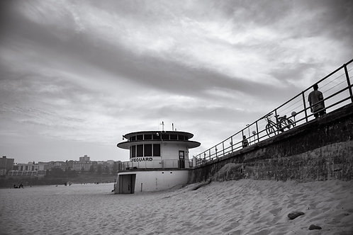 On duty - Bondi Beach