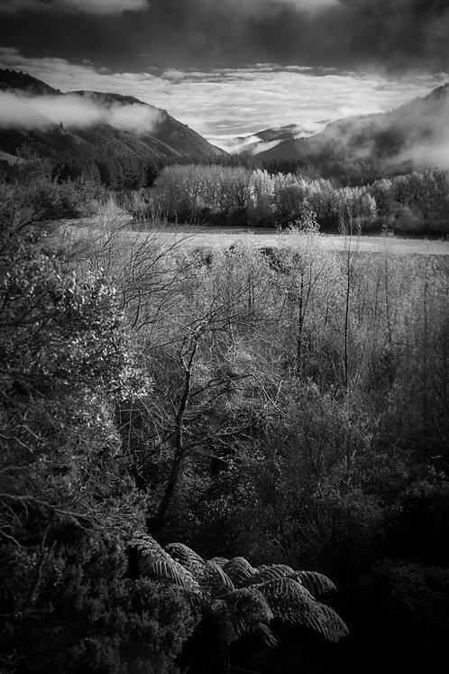 Layers of Waiohine Gorge