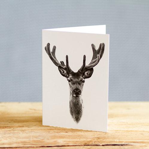 Sid stag - card