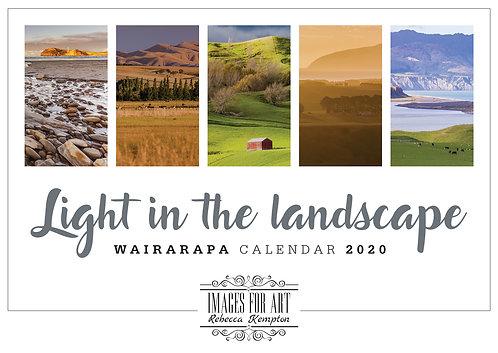 2020 Wairarapa Calendar