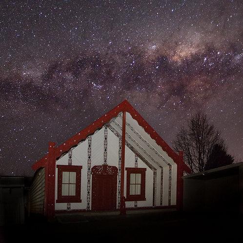 Stars above Papawai