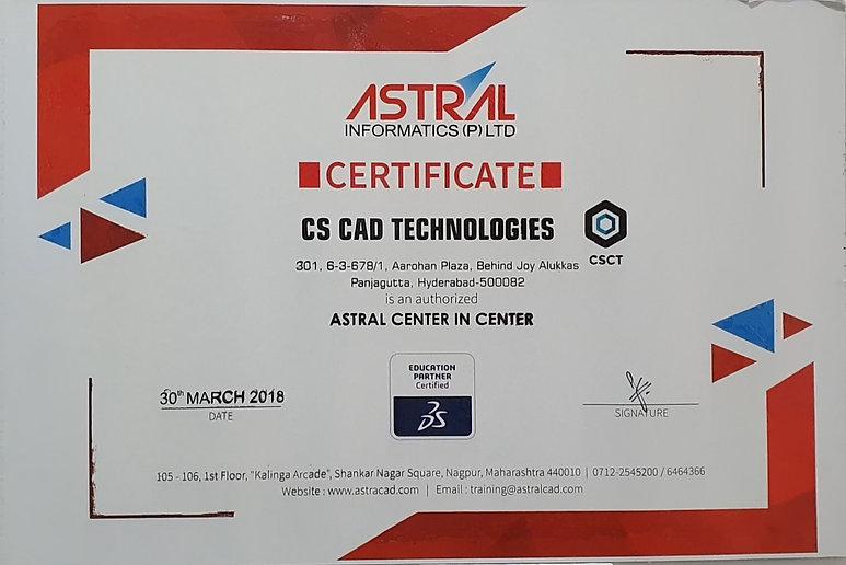 CATIA Dassault Certification