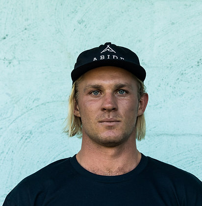 Black Surf Cap