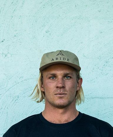Tan Surf Cap