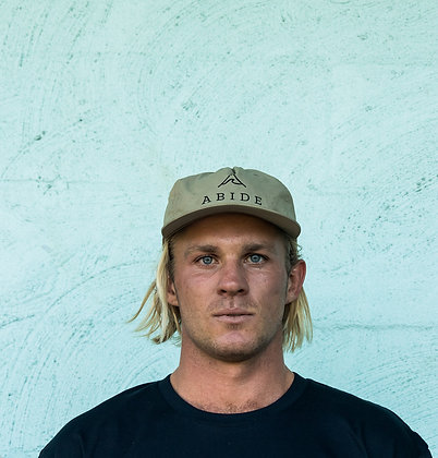 Tan Surf Cap