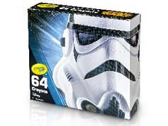 Crayola Star Wars Limited Edition Crayons