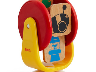 Brio High Chair Toy