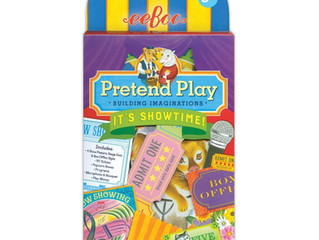 eeBoo It's Showtime Pretend Play