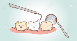 32111014-Comics-about-dental-diagnostics-and-treatment-Vector-illustration-for-children-dentistry-an