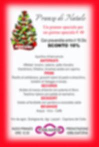 Pranzo di Natale  Brescia Ristorante  Pa