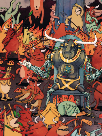 Afterburner by Dance Gavin Dance Review