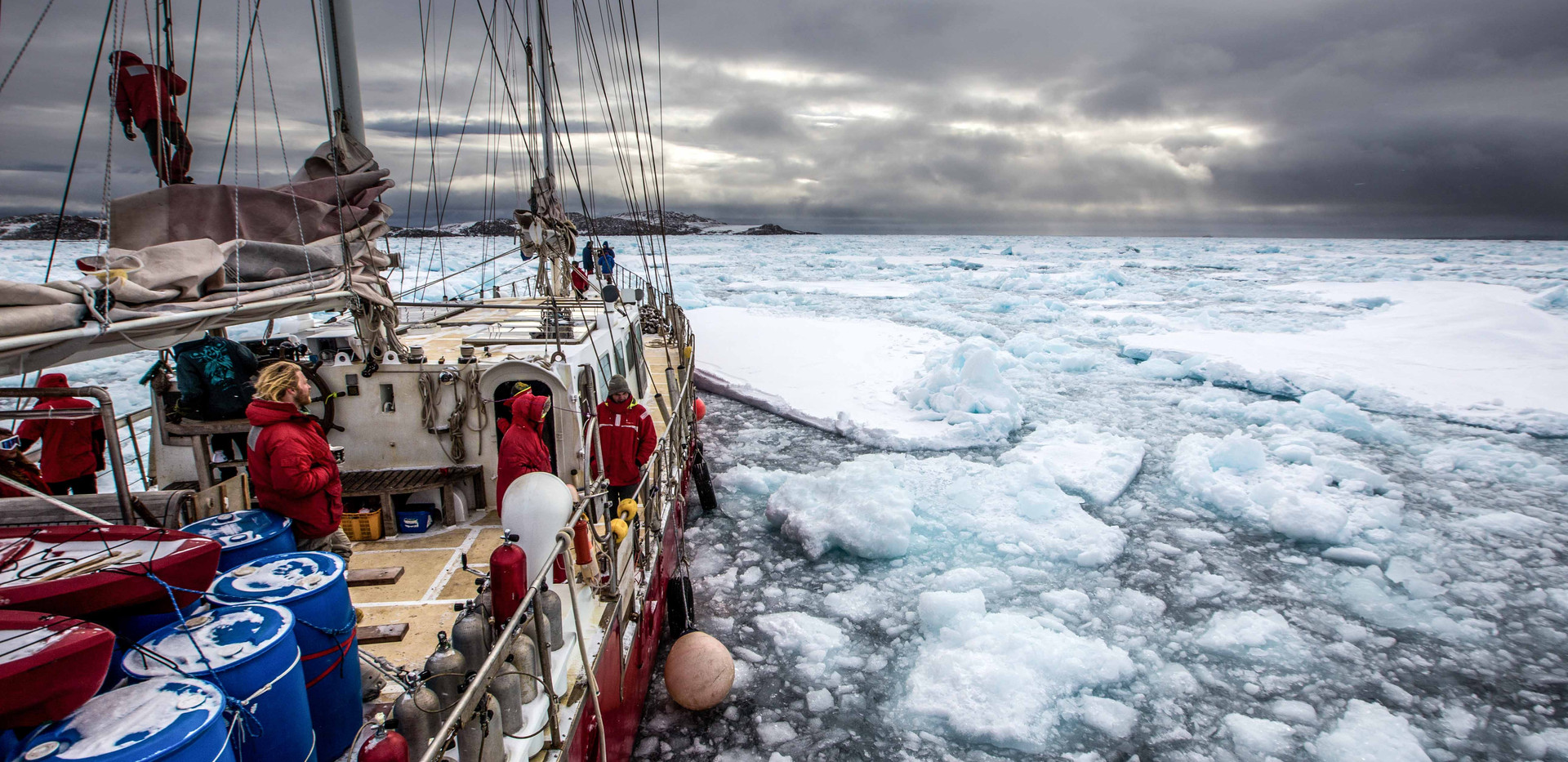 Northwest Passage Expedition
