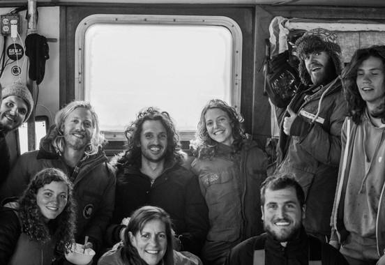 Infinity Crew. Photo: Ayack Wanderer