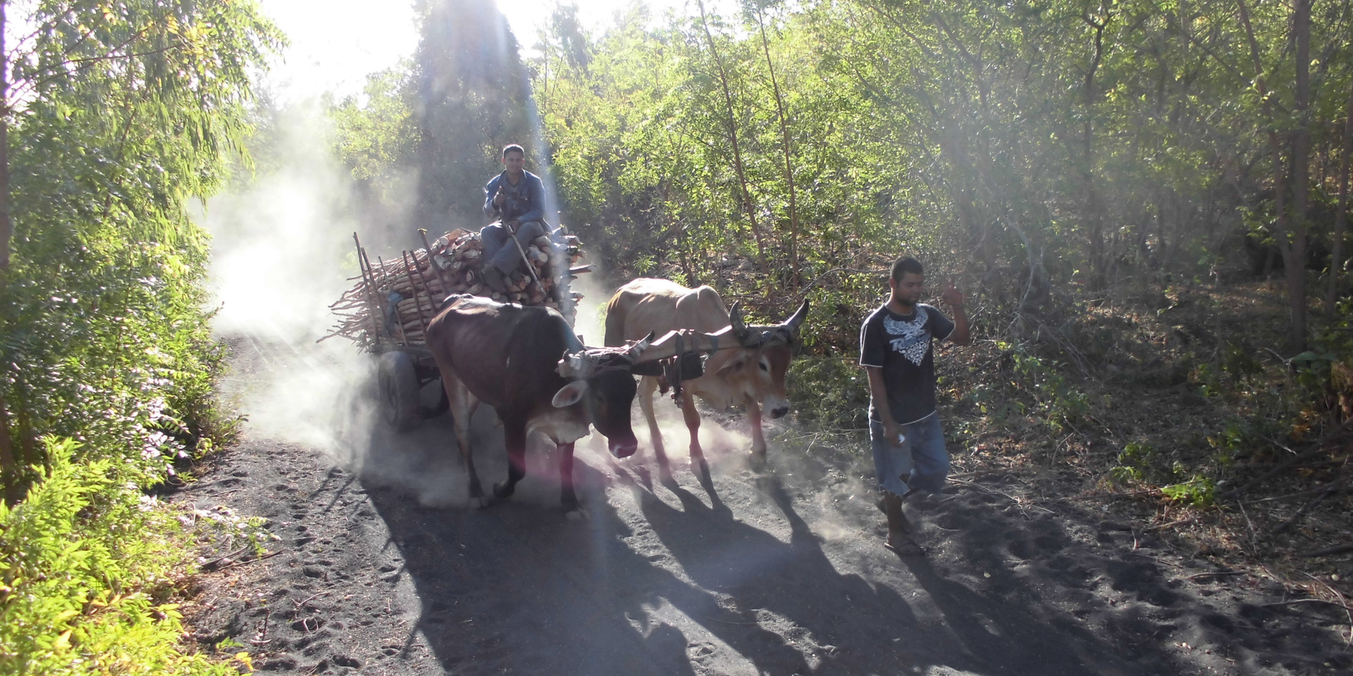 Means of transportation, Nicaragua