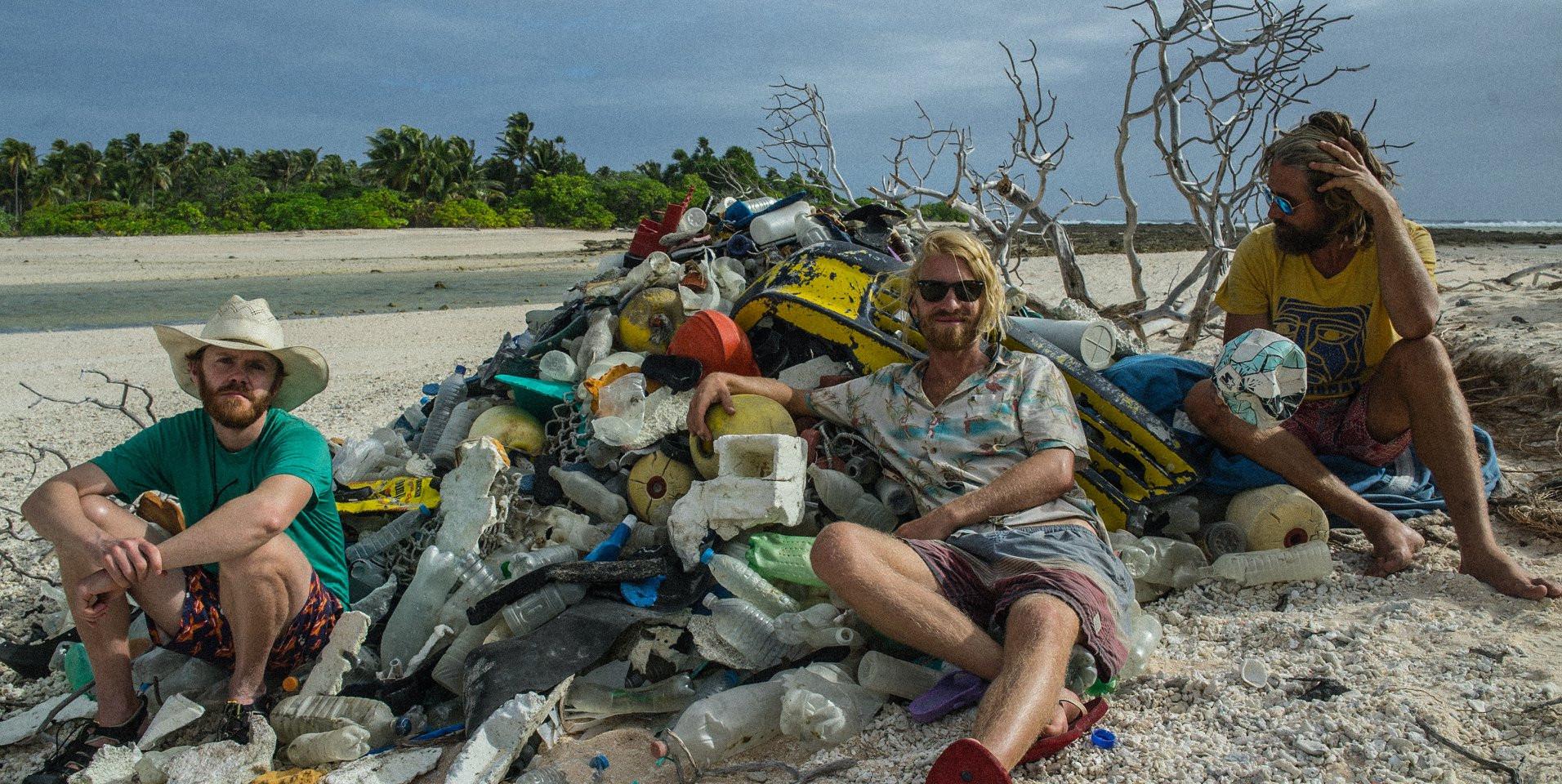 Serious Beach Cleanup