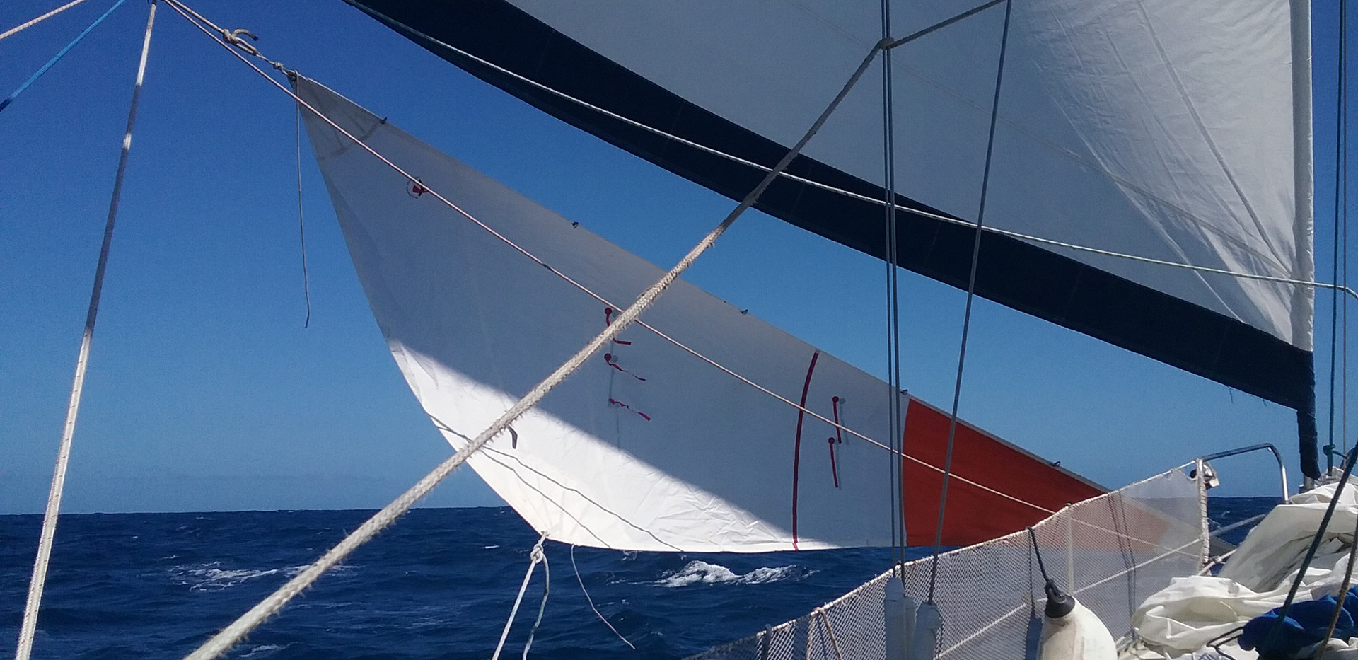 Sailing ''Water Catcher Style''